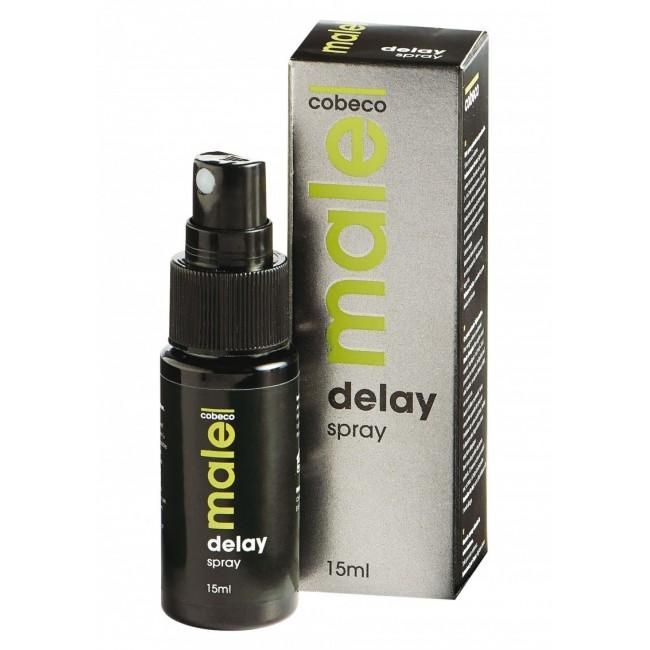 Spray ritardante maschile 15 ml