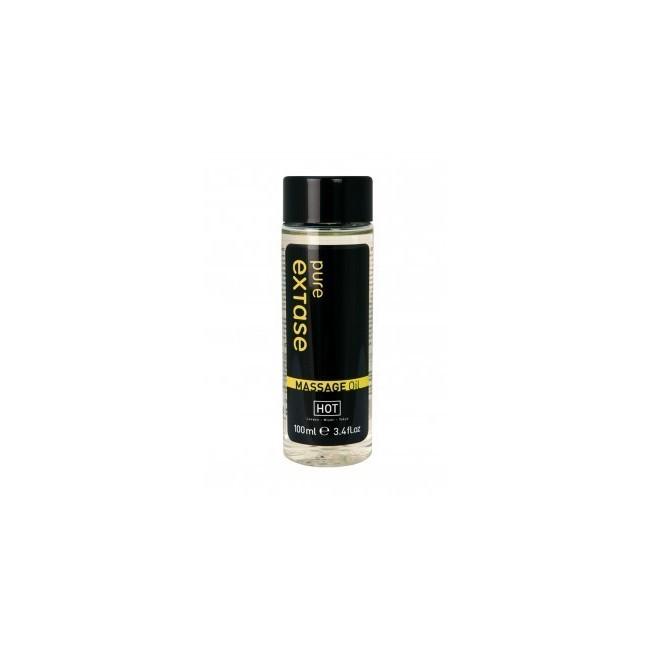 Olio Extase massaggio caldo 100ml