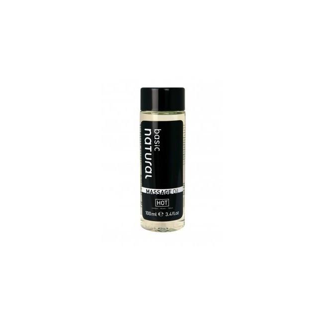 Olio Natural massaggio caldo 100ml